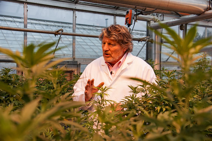 Hemp Research Underway at Utah State University