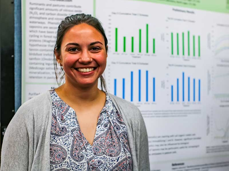 Plant Science Student Showcase